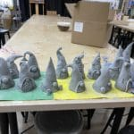 Hangin with your Gnomies Clay Class