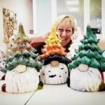 Christmas in July Gnome Christmas Trees (50% off)